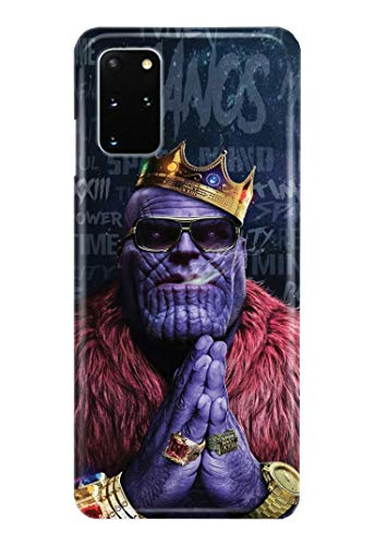 Case Me Up Handy Hülle für Samsung Galaxy A51 Thanos Guardians of The Galaxy Marvel 14 Designs von Case Me Up