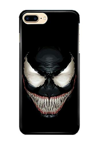 Case Me Up Handy Hülle für iPhone 7+ [Plus] Venom Spider Man Eddie Brock Mac Gargan Marvel Comics 21 Designs von Case Me Up