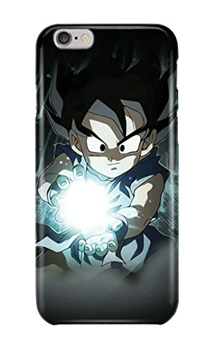 Case Me Up Handy Hülle für iPhone 8 Dragon Ball Goku Son Gohan Vegeta 28 Designs von Case Me Up