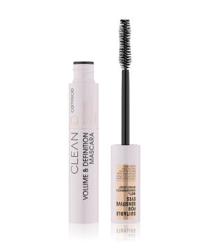 Catrice Clean ID Volume & Definition Mascara  7 ml Ultimate Black von Catrice