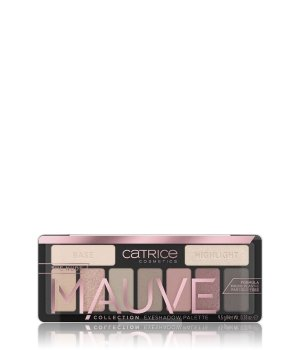 Catrice Collection Eyeshadow Palette The Nude Mauve Lidschatten Palette  9.5 g no_color von Catrice