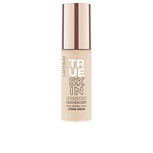 TRUE SKIN hydrating foundation #010-cool cashmere von Catrice