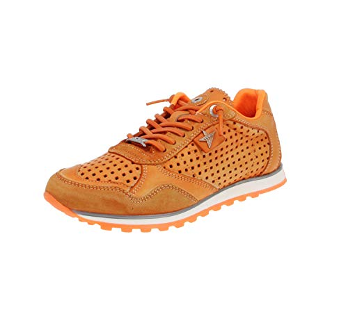 Cetti Sneaker Nature tin Ambar orange Größe 39, Farbe: Nature tin Ambar orange von Cetti
