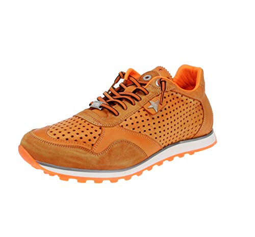 Cetti Sneaker Nature tin Ambar orange Größe 44, Farbe: Nature tin Ambar orange von Cetti