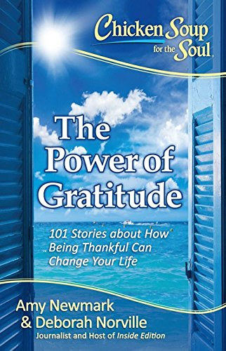 Chicken Soup for the Soul: The Power of Gratitude: 101 Stories about How Being Thankful Can Change Your Life von Chicken Soup for the Soul