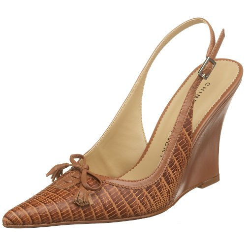 Chinese Laundry Damen Valentina Slingback Pump, Beige (Biscuit), 37.5 EU von Chinese Laundry