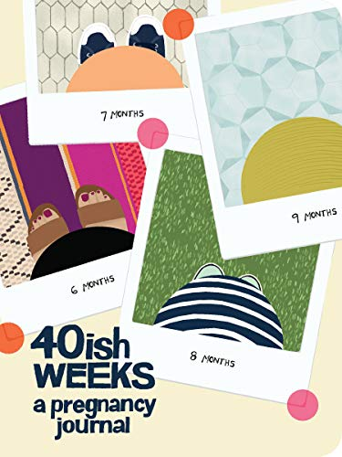 40ish Weeks: A Pregnancy Journal von Chronicle Books