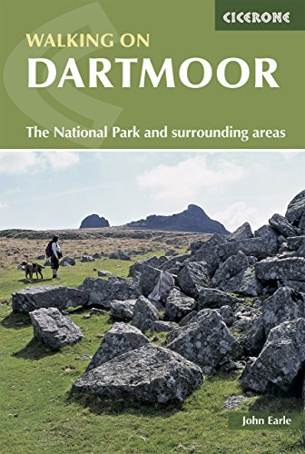 Earle, J: Walking on Dartmoor: National Park and surrounding areas (Cicerone British Walking S.) von imusti