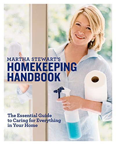Martha Stewart's Homekeeping Handbook: The Essential Guide to Caring for Everything in Your Home von Clarkson Potter