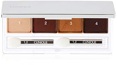 All About Shadow Quad Lidschatten Quad 03 von Clinique
