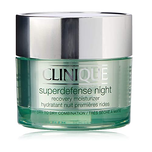 Clinique Nachtcreme Superdefense Night Recovery Moisturizer Type 1/2 50 ml von Clinique