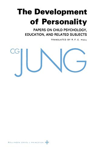 Collected Works of C.G. Jung, Volume 17: Development of Personality von PRINCETON UNIV PR
