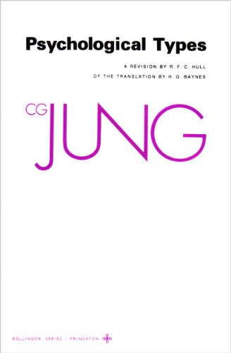 Collected Works of C.G. Jung, Volume 6: Psychological Types von PRINCETON UNIV PR