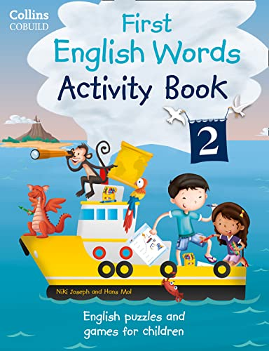 Activity Book 2: Age 3-7 (Collins First) von HarperCollins Publishers