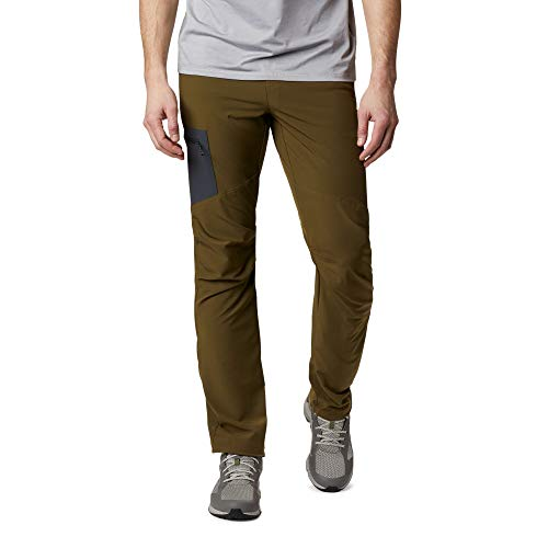 Columbia Herren Triple Canyon Hose, New Olive, Shar, 36 von Columbia
