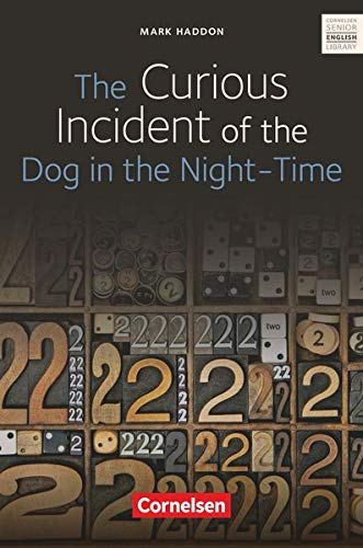 Cornelsen Senior English Library - Literatur - Ab 10. Schuljahr: The Curious Incident of the Dog in the Night-Time - Textband mit Annotationen von Cornelsen Verlag GmbH