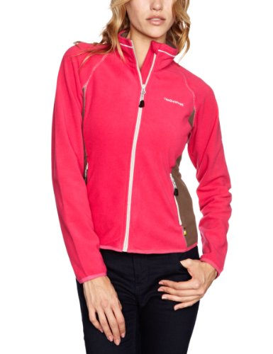 Craghoppers Damen Jacke Mission I/A Fleece, Bright pink, 44, CWA086 1YD18L von Craghoppers