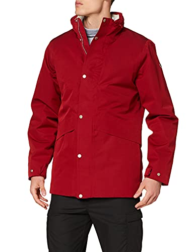 Craghoppers Herren Axel Jacke, Firth Red, 2XL von Craghoppers