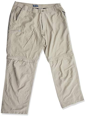 Craghoppers Herren Trek Convertible Hose, Rubble, 34 Zoll von Craghoppers