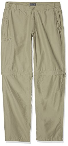 Craghoppers Herren Trek Convertible Hose, Rubble, 40 Zoll von Craghoppers