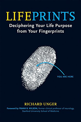 Lifeprints: Deciphering Your Life Purpose from Your Fingerprints von Crossing Press