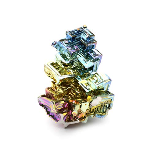 Bismuth Crystal Specimen - Small 20-30mm von CrystalAge