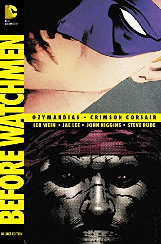 Before Watchmen: Ozymandias/Crimson Corsair (Beyond Watchmen) von imusti