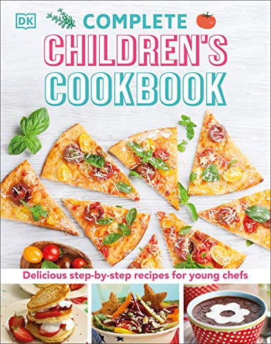 Complete Children's Cookbook: Delicious Step-by-Step Recipes for Young Cooks von DK Publishing (Dorling Kindersley)