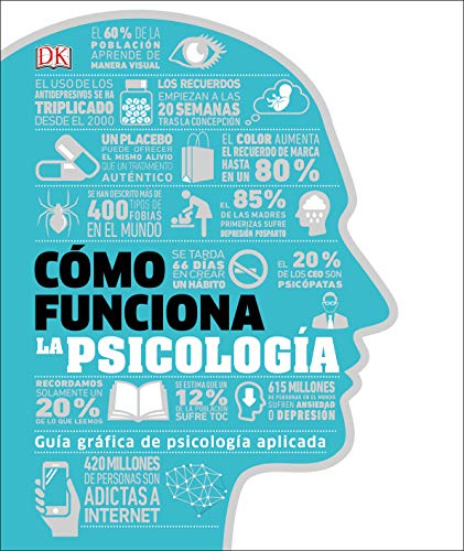 Cómo funciona la psicología (How Psychology Works) (How Things Work) von DK