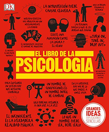 El Libro de la Psicología (Big Ideas Simply Explained) von DK