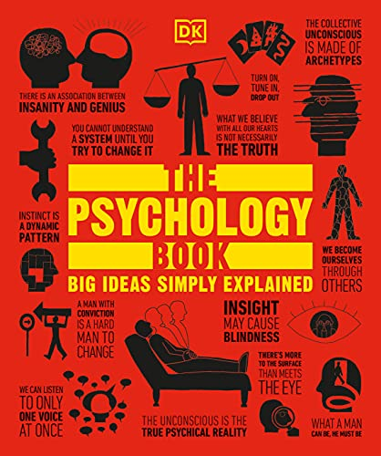 The Psychology Book: Big Ideas Simply Explained von DK