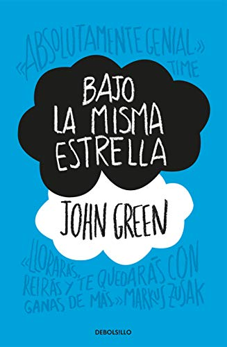 Bajo la misma estrella / The Fault in Our Stars von Debolsillo