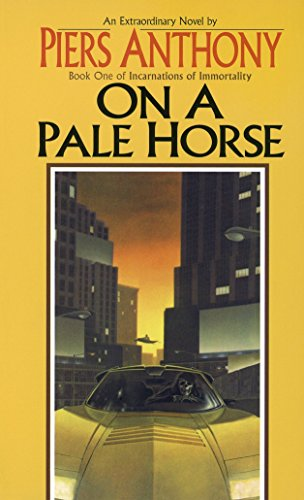 On a Pale Horse (Incarnations of Immortality, Band 1) von Del Rey