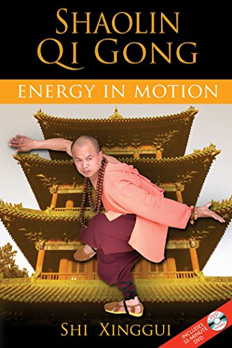 Shaolin Qi Gong: Energy in Motion von Destiny Books