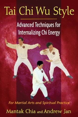 Tai Chi Wu Style: Advanced Techniques for Internalizing Chi Energy von Destiny Books