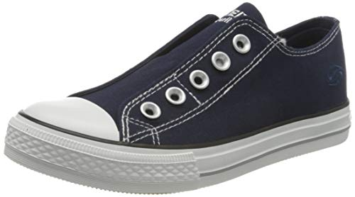 Dockers by Gerli 36UR202-710660, Damen Sneakers, Blau (navy 660), 40 EU von Dockers by Gerli