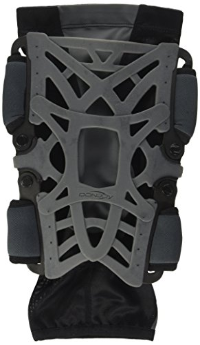 DonJoy Reaction WEB Knee Brace, Grey, X-Small/Small von Donjoy