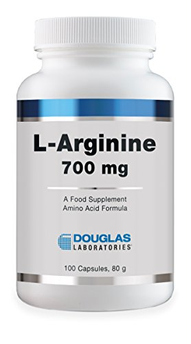 Douglas Laboratories Europe L-Arginine/L-Arginin 700mg 100 Kapseln (80g) von Douglas Laboratories Europe