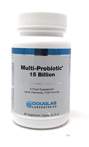 Douglas Laboratories Europe Multi-Probiotic 15 Billion 60 Kapseln (31g) von Douglas Laboratories Europe