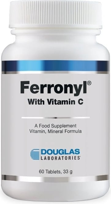Douglas Laboratories Ferronyl® - 60 Tabletten von Douglas Laboratories