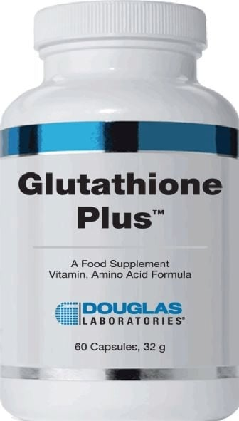 Douglas Laboratories Glutathione Plus™ - 60 Kapseln von Douglas Laboratories