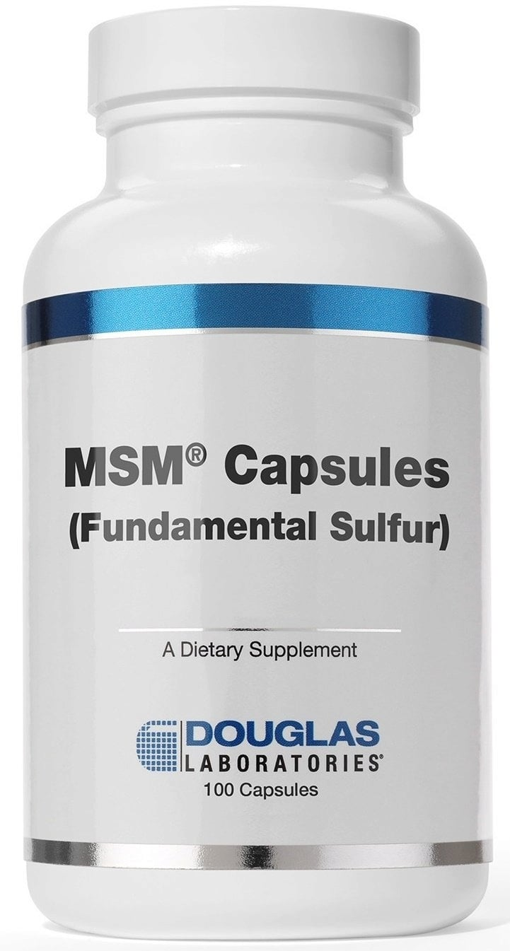 Douglas Laboratories MSM® Capsules (Fundamental Sulfur) - 90 Kapseln von Douglas Laboratories