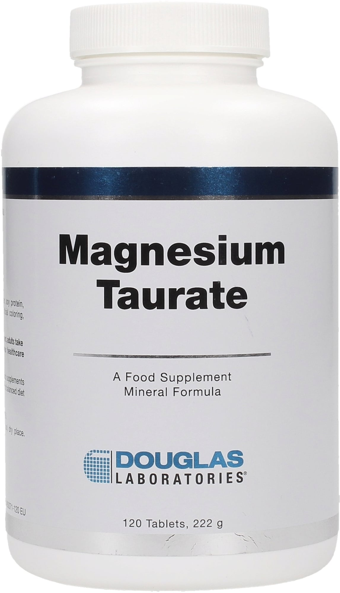 Douglas Laboratories Magnesium Taurate  - 120 Tabletten von Douglas Laboratories