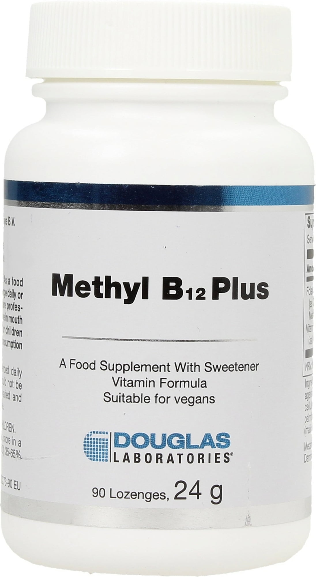 Douglas Laboratories Methyl B12 Plus - 90 Tabletten von Douglas Laboratories