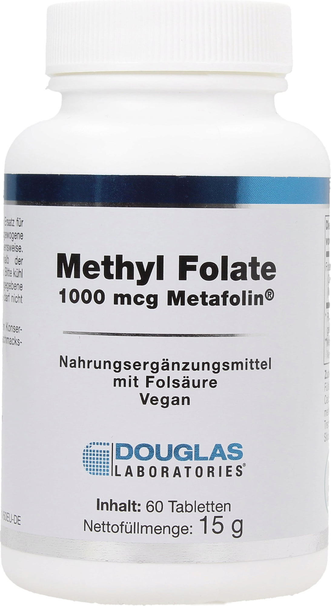 Douglas Laboratories Methyl-Folate - 60 Tabletten von Douglas Laboratories