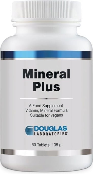 Douglas Laboratories Mineral Plus - 60 Tabletten von Douglas Laboratories
