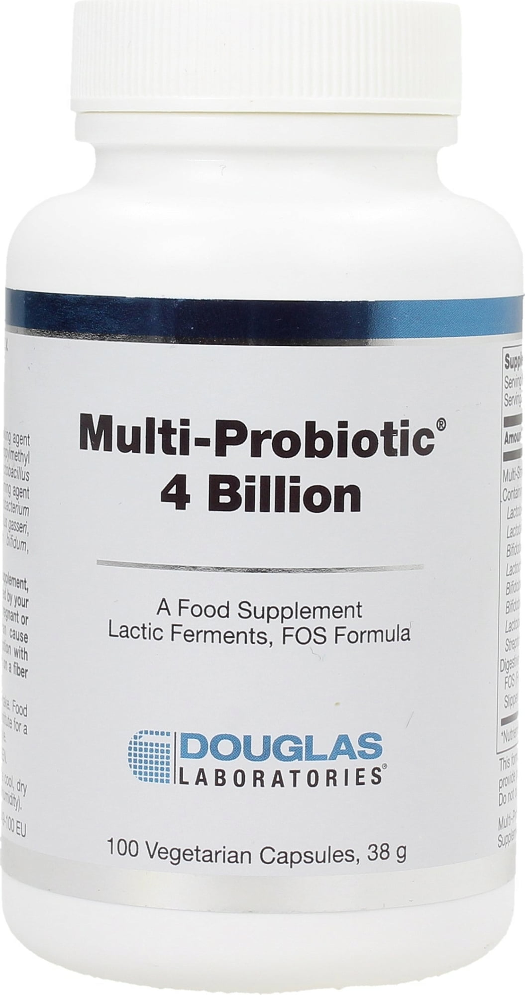 Douglas Laboratories Multi-Probiotic 4000 - 100 Kapseln von Douglas Laboratories