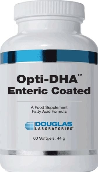 Douglas Laboratories Opti-DHA™ - 60 Softgels von Douglas Laboratories