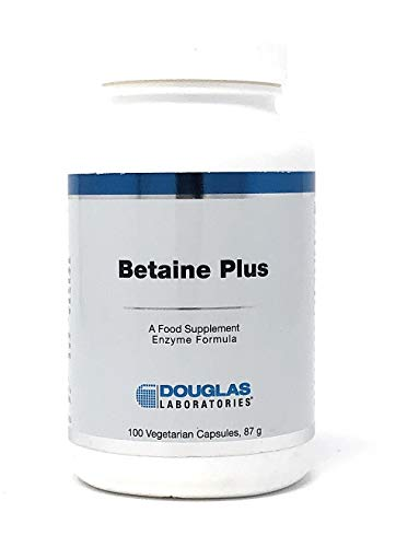Betain Plus (100 Kapseln) - Douglas Laboratories von Douglas Laboratories Europe