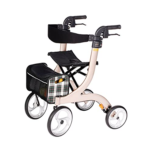 Drive Medical champagner Rollator Nitro, größe M von Drive Medical